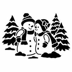 Christmas Stencils, Christmas Vinyl, Christmas Projects, Christmas Ornaments, Silhouette Clip Art, Silhouette Cameo Projects, Silhouette Design, Laser Art, Theme Noel