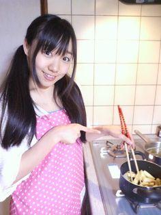 SKE48オフィシャルブログ :  須田亜香里のあなたのためにクッキング(・⌒+)☆ミ http://ameblo.jp/ske48official/entry-11335355714.html
