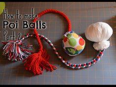 How to make poi balls: Part 2 Projects For Kids, Diy For Kids, Crafts For Kids, Arts And Crafts, Diy Crafts, Diy Poi, Waitangi Day, Fireworks Craft, Polynesian Art