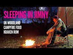 A Detailed Guide To Camping with a Suzuki Jimny – Geordie Jimny Camper Top Tents, Roof Top Tent, I Love Sleep, Good Night Sleep, New Suzuki Jimny, Kraken Rum, Roof Basket, Roof Storage, Camping Mattress