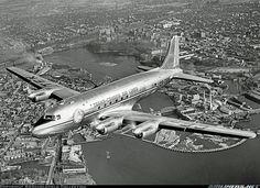 Canadair DC-4M1 North Star CF-TEK c/n 102 Trans-Canada Air Lines, -