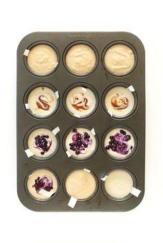 7 Ingredient Vegan Cheesecake Bites