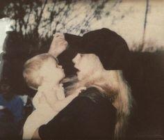 """Me and my Aunt Stevie on my first birthday."" 💕💕 ~ Jessica Nicks ~ https://instagram.com/p/5iotbws8Hr/?taken-by=nixi_arizona"
