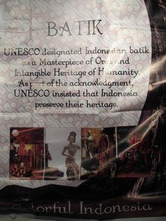 Love & proud of batik Indonesia Traditional Fabric, Traditional Outfits, Batik Kebaya, Batik Art, Ethnic Patterns, Contemporary Fashion, Dyes, Ikat, Bali