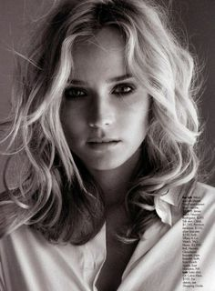 Diane Kruger (born 15 July 1976) is a German actress and former fashion model. She is known for roles such as Helen in Troy, Dr. Abigail Chase in National Treasure and its sequel, Bridget von Hammersmark in Inglourious Basterds, Anna in Mr. Nobody, and Gina in Unknown.