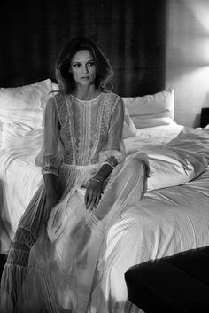 Edita Vilkeviciute  for Vogue Japan July 2016
