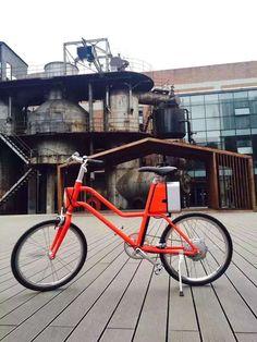 YUNBIKE vélo électrique Urbain