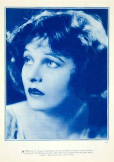 1928 Rotogravure Corinne Griffith Portrait Silent Film Actress Star Hollywood   eBay