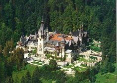 Castle Peles-Sinaia