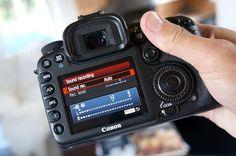 Canon 7D updates