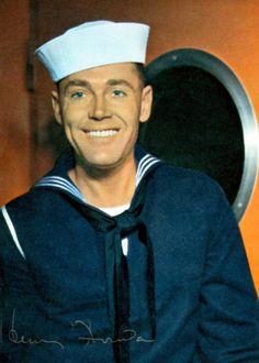 Henry Fonda. Apprentice Seaman, U.S Navy