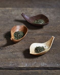Takashi Tomii Lotus Tea Scoop