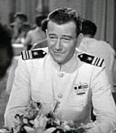 John Wayne - that guy just looked great in any uniform!