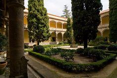 Monasterio de Yuste (patio interior)