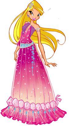 Stella Winx Club Ball Gowns