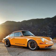 drivingporsche:Porsche 911 Carrera Singer