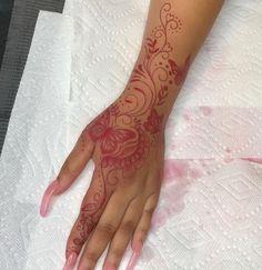 Red ink tattoos by Red Ink Tattoos, Mini Tattoos, Body Art Tattoos, Tatoos, Tattoo Ink, Club Tattoo, Money Tattoo, Chicano Tattoos, Inca Tattoo