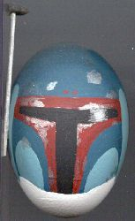Boba Fett Easter egg - Star Wars