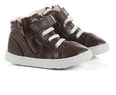 ESPRIT Sneakers Jojo, Dark Brown Stl 20