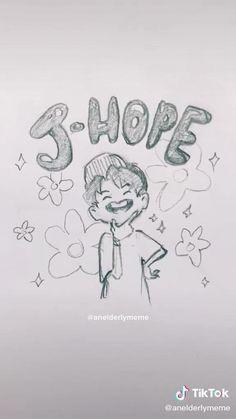 Namjoon, Hoseok Bts, Bts Taehyung, Bts Jimin, Jhope, Bts Memes Hilarious, Bts Funny Videos, Kid Memes, J Hope Smile