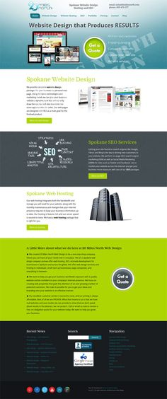 new website design l