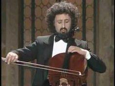 5c DANSVORM ▶ BOURREE  Cello Suite No.3 BWV 1009 - Mischa Maisky / J.S. BACH