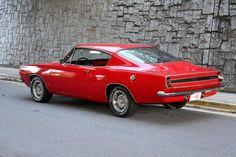 1967 Plymouth Barracuda fastback