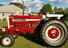 International Tractors, International Harvester, Farmall Tractors, Ih, Eye Candy, Cars