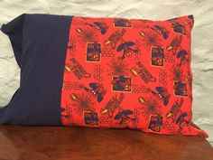 A personal favorite from my Etsy shop https://www.etsy.com/listing/400597233/spiderman-pillowcase-spiderman-spiderman