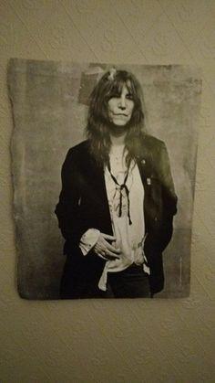 Patti Smith!