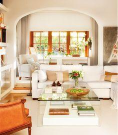 Înainte și după - o frumoasă transformare a unei case din Spania Home Decor Bedroom, Home Decor Furniture, Home Living Room, Interior Design Living Room, Living Room Decor, Living Spaces, Cuisines Design, Cottage Living, Cheap Home Decor