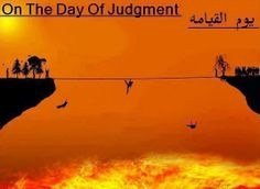 Contemplating. On the Day of Judgement