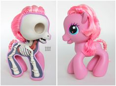 #MyLittlePony #CrossDissection by #freeny on #DeviantArt