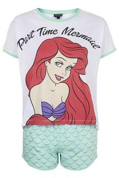 Little Mermaid Pyjama Set