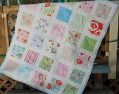 lovely quilt pattern
