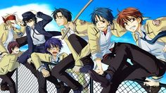 Angel Beats! The boys :)