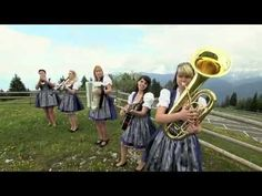 Die Oberkrainer Polka Mädels Wo ist dieser Mann - YouTube