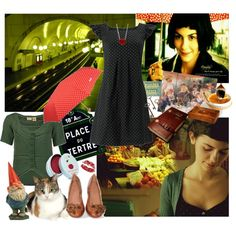 Amelie Poulin, created by saleno.polyvore.com