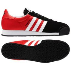 adidas Samoa Shoes (D.C. United colorway)