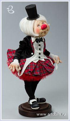 Svetlana Mihailova Clown