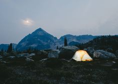 """fieldandforest: """"INTO VALHALLAOne of my favourite hikes this past summer was an overnight trek to Gwillim Lakes in BC's Valhalla Provincial Park. This was the first overnight hike I ever did over a. Greatest Adventure, Adventure Awaits, Adventure Travel, Nature Adventure, Adventure Quotes, Colorado Mountains, Appalachian Mountains, Snowy Mountains, Rocky Mountains"""