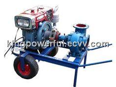 Diesel Water Pressure Pump Set (6HBC-35) - China Water Pressure Pump;6HBC-35;HW(HBC) Mixed_Flow pump, Kingpowerful