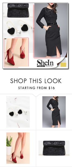 """SheIn 8"" by melisa-hasic ❤ liked on Polyvore"
