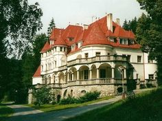 Kuneradsky Heart Of Europe, Mansions, Architecture, House Styles, Travel, Castles, Home Decor, Scotland, England