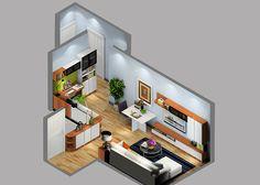 Interior design ideas for How to make a tiny house