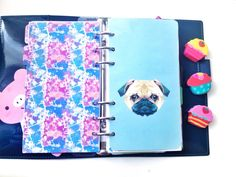 From my Etsy Shop thatsplantastik.etsy.com --- to the vet - dashboards inserts for planners and journal with pet design to take notes of your pet's visits to the vet