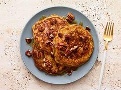Pumpkin Protein Pancakes Recipe | SELF