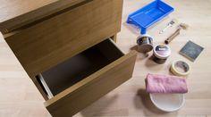 Cómo pintar un mueble de melamina   Handfie