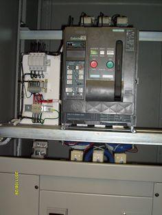 INTERRUPTOR ELECTROMAGNETICO TIPO 3WL