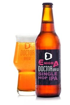 Enigma IPA » Doctor BREW